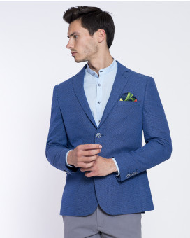 Unconstructed linen σακάκι modern fit