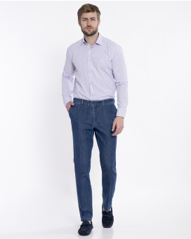 Chinos style jeans modern fit