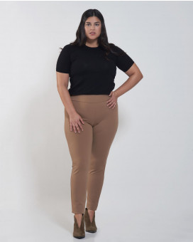 PLUS SIZE-Legging style παντελόνι
