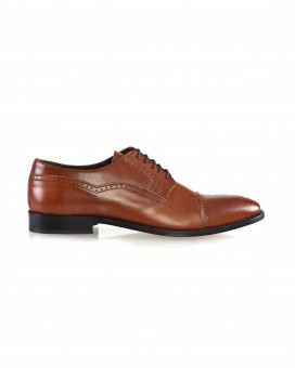 Wing tip brogues παπούτσια
