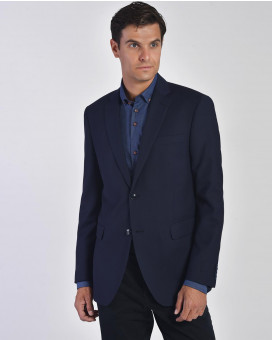 Wool blazer slim fit Super 100's
