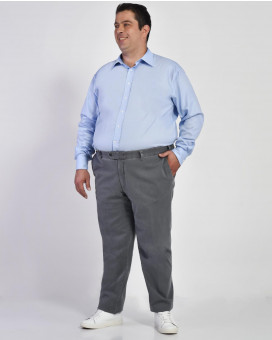 PLUS SIZE-Chinos style jeans modern fit