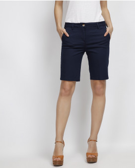 Chinos style long shorts
