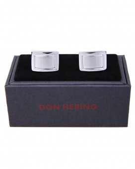Don Hering classic geometrical cufflinks