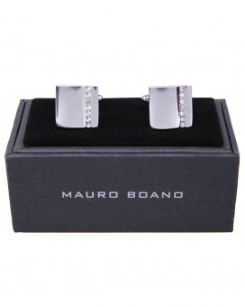 Mauro Boano cufflinks with stones