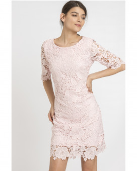 Fifties style lace φόρεμα