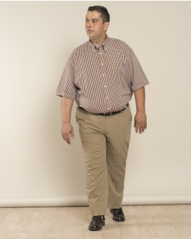 PLUS SIZE - Kaiser Hoff Exclusive chinos modern fit