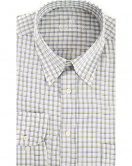 Don Hering καρό button down πουκάμισο classic fit 112e7707531
