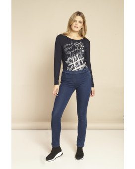 PLUS SIZE- Skinny style jeans