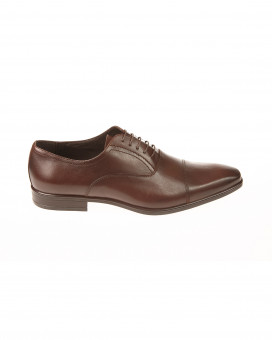 Modern line oxford shoes
