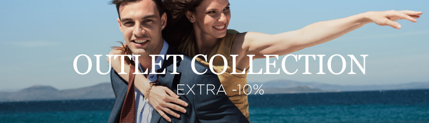 Summer Sale extra -10% OUTLET