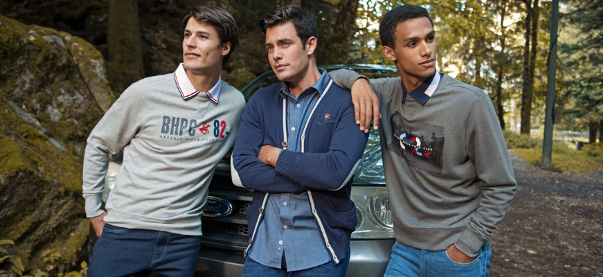 Beverly Hills Polo Club New Brand