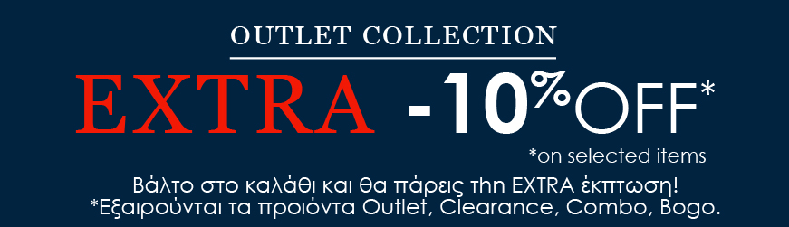 Winter Sale extra -10% OUTLET