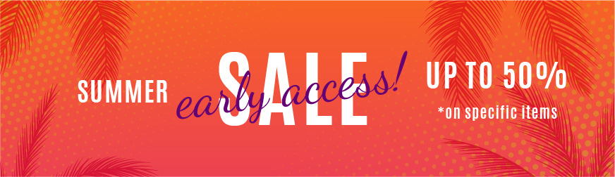 Early Access Summer Sale