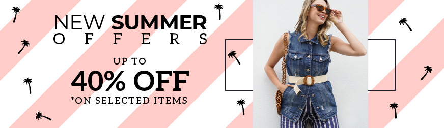 Summer Offers Woman -40%